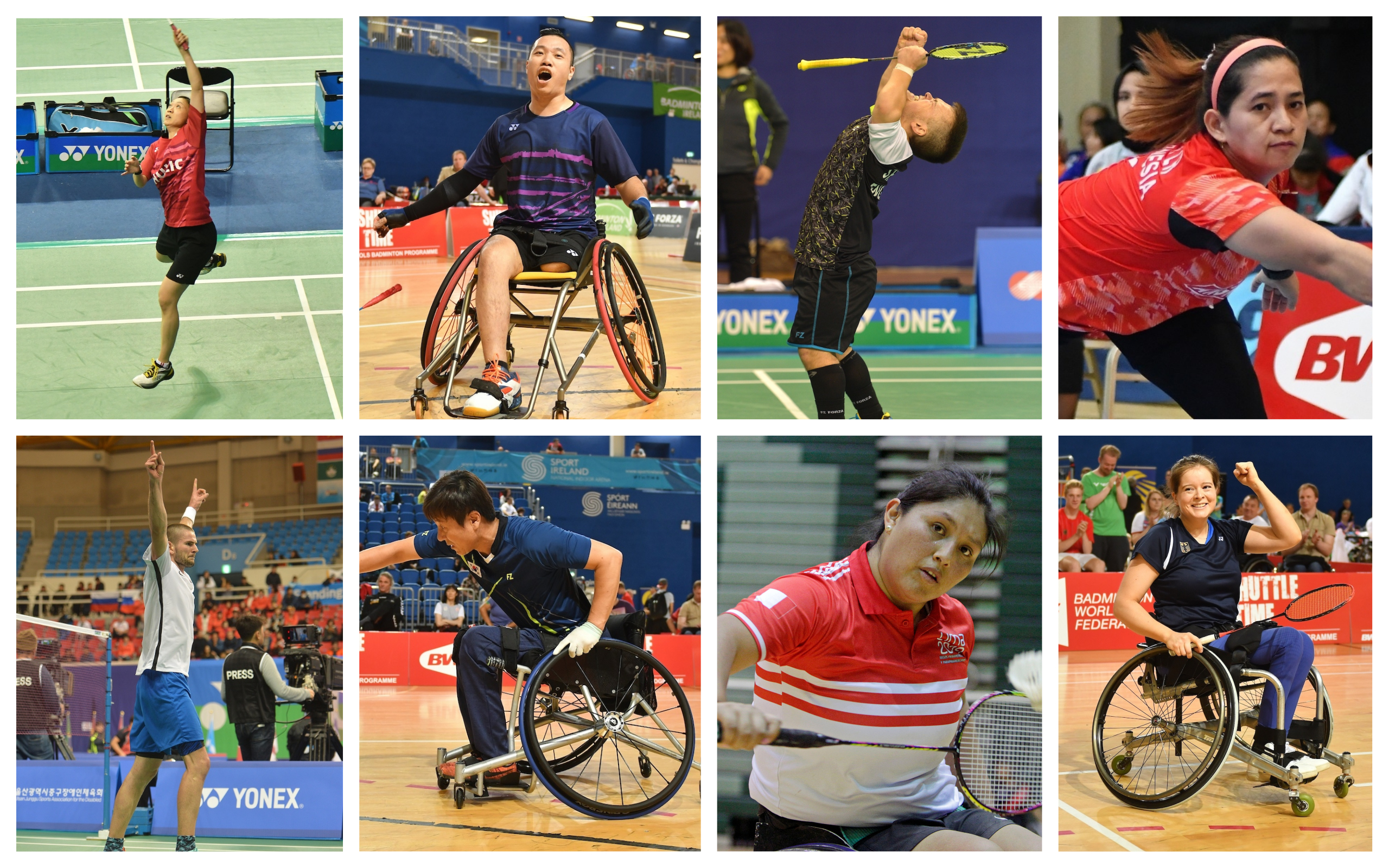 Basel 2019: IPC announces Para badminton Ones to Watch - International Paralympic Committee