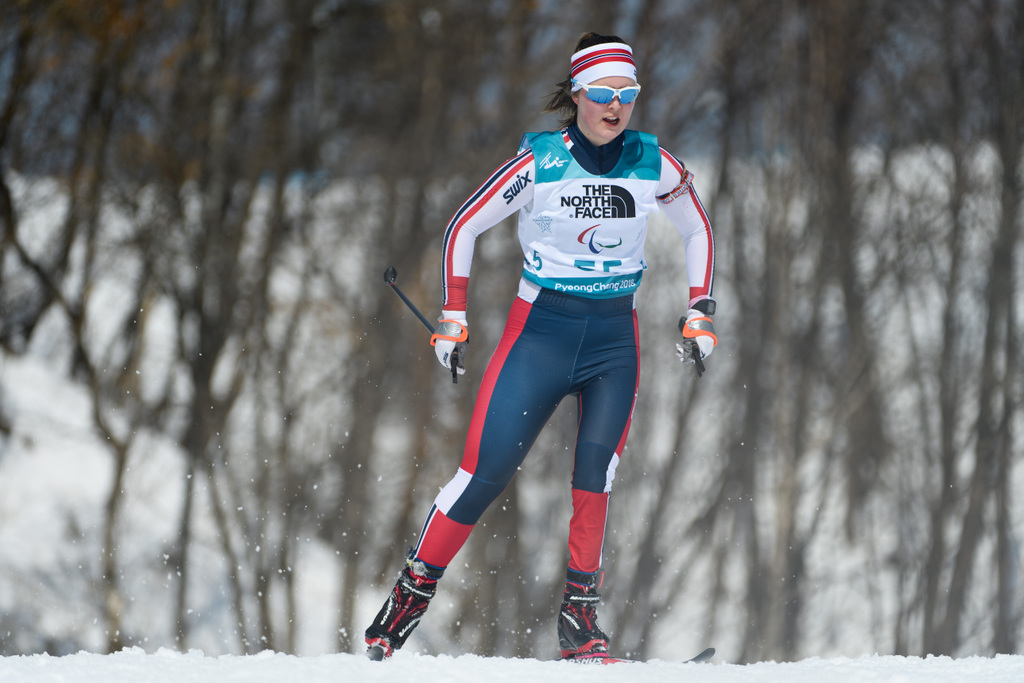 Vilde Nilsen beats the odds and looks ahead to major victories
