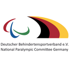 Germany Paralympic Committee logo