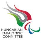 Hungary Paralympic Committee logo