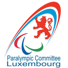 Grand Duchy of Luxembourg Paralympic Committee logo