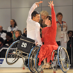 Wheelchair Dance Icon