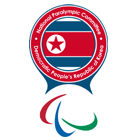 Democratic People's Republic of Korea Paralympic Committee logo