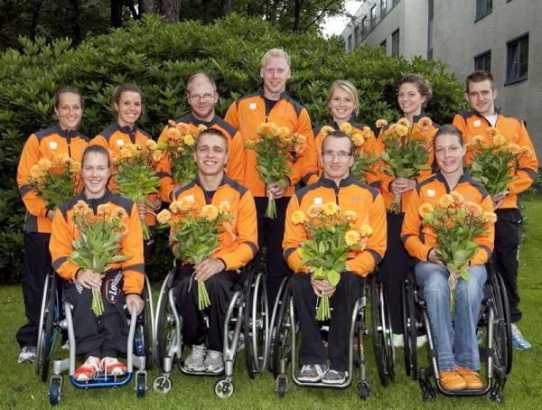 Dutch Athletics Team