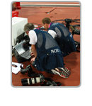 Media Accreditations & Accomodation Lyon 2013 IPC Athletics WCH Website Icon
