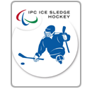 IPC Ice Sledge Hockey Logo Icon
