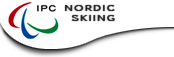 IPC Cross-Country Skiing and Biathlon logo