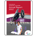 2012 Annual Report Cover for Highlights Box