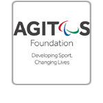 Logo of the Agitos Foundation