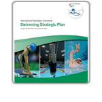 IPC Swimming Strategic Plan Cover Icon