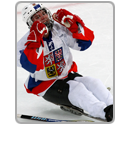 Czech Republic Hockey Icon