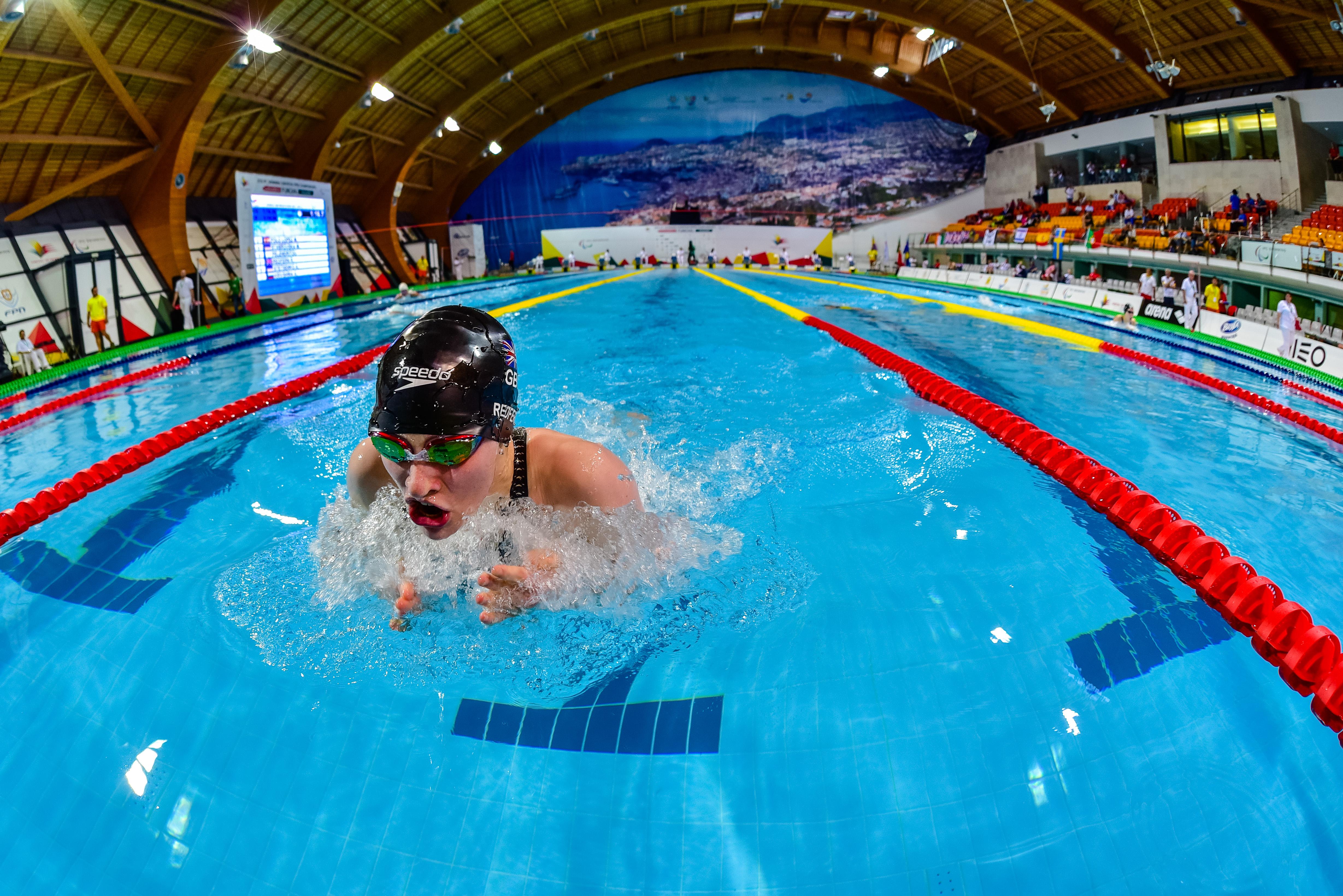 Elena Krawzow International Paralympic Committee