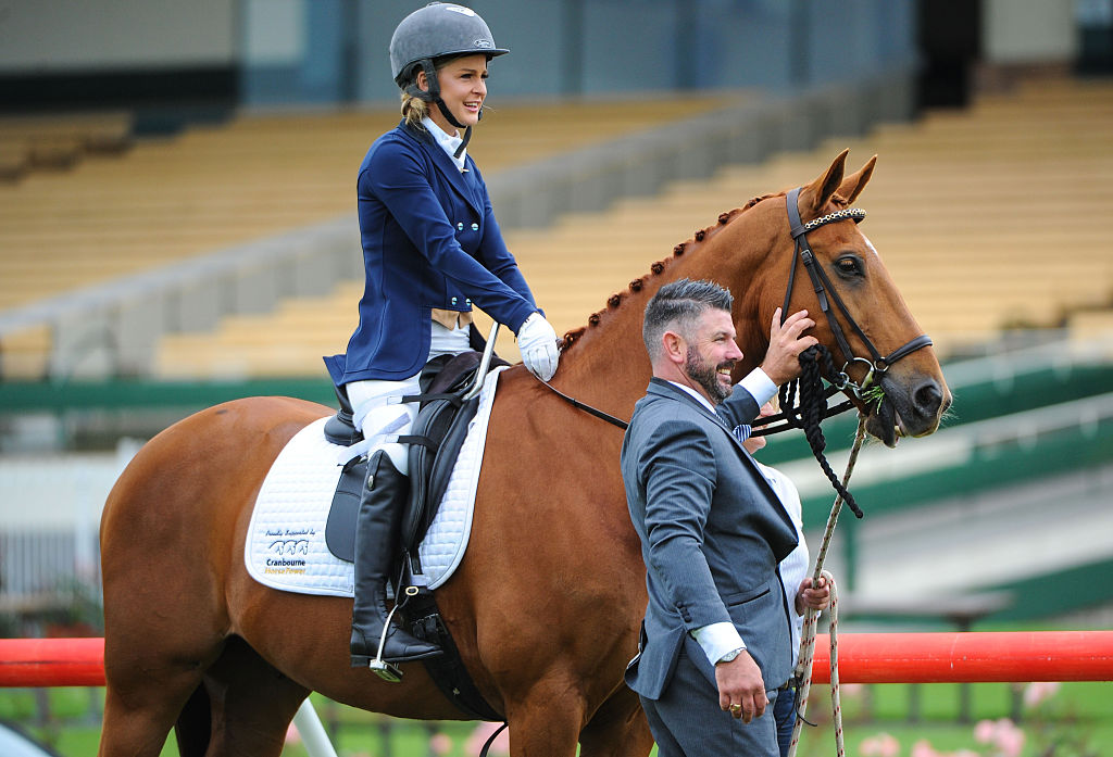Para Equestrian Q A With Emma Booth International Paralympic Committee