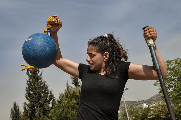 Alia Issa (Source: Olympics website)
