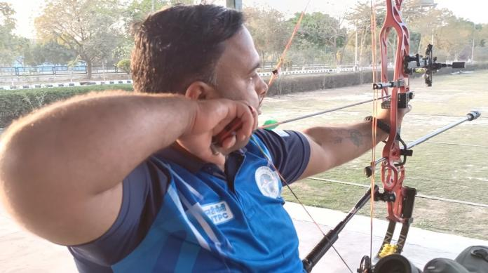 Tendulkar-fan Rakesh Kumar yearns to win medal and meet legend    International Paralympic Committee