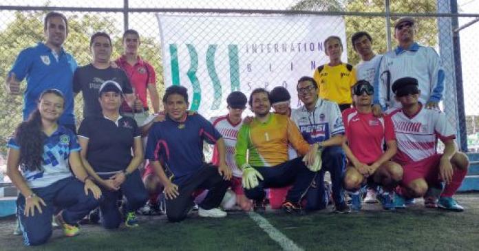 Futebol de cinco - IBAS - América Central