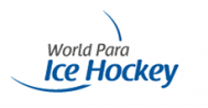 Logo of World Para Ice Hockey