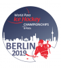 The official logo of Berlin 2019