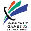 Logo Paralympic Games Sydney 2000