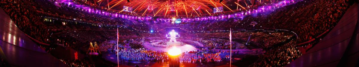 Opening Ceremony of the London 2012 Paralympics