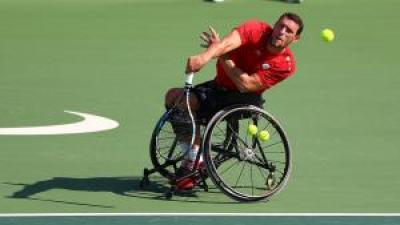 Wheelchair Tennis logo