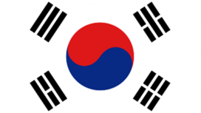 Republic of Korea's flag