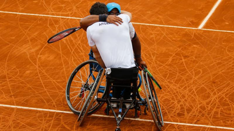 Wheelchair Tennis - News | International Paralympic Committee