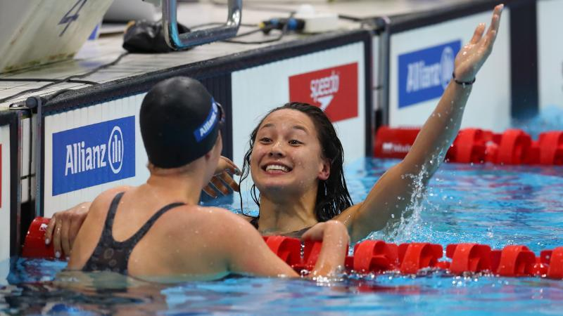 Alice Tai - London 2019 - swimming - Great Britain - day 2