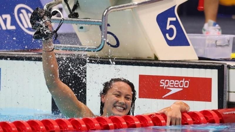 Alice Tai - London 2019 - swimming - Great Britain - day 4