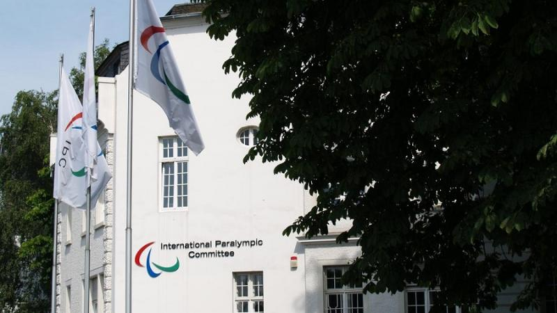 Photo of the IPC headquarters in Bonn