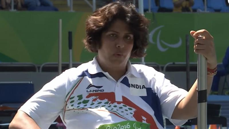 MAKING A MARK: India's Deepa Malik