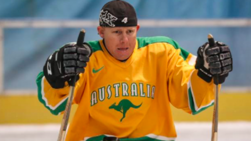 Australia Para Ice Hockey National Team