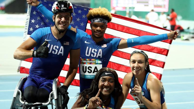 USA Mixed Relay Team