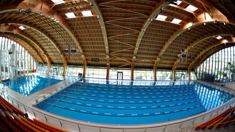 Madeira swimming arena