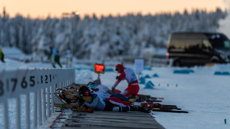 Nordic Skiing World Cup