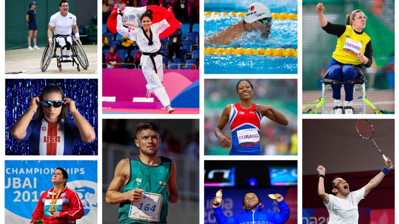 Ten Para athletes nominated for the 'José Luis Campo' Award