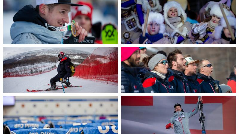 Photos of the Sakhalins World Cup