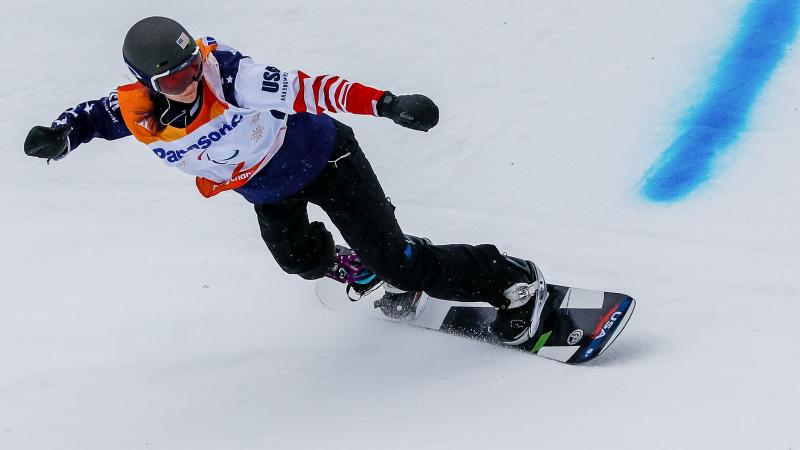 Para Snowboard Formerly Ipc Snowboard News Events International Paralympic Committee
