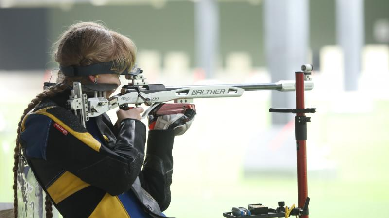 Shooting Para Sport (formerly IPC Shooting) Events & News | International Paralympic Committee