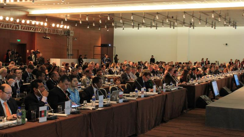 IPC General Assembly - Beijing 2011