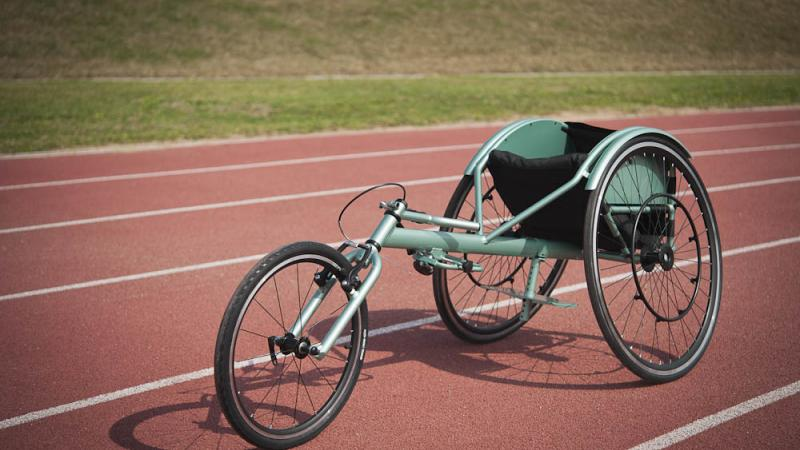 Motivation Racing Wheelchair