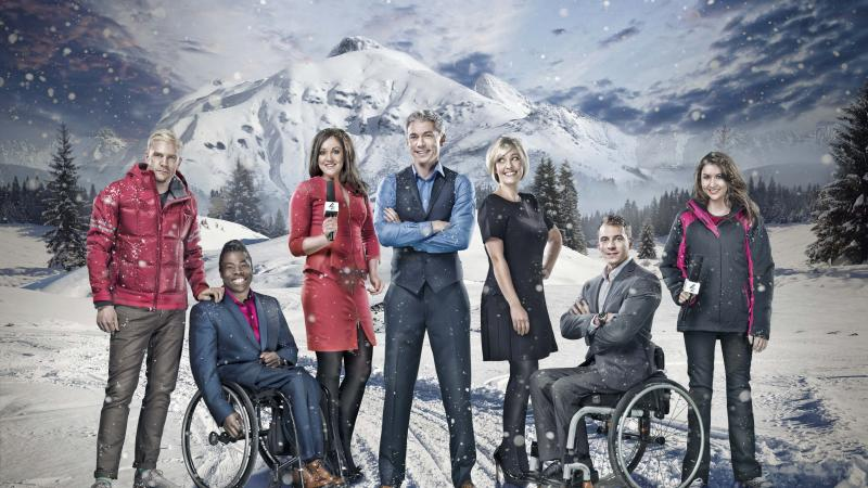 Channel 4 presenting line-up for Sochi 2014