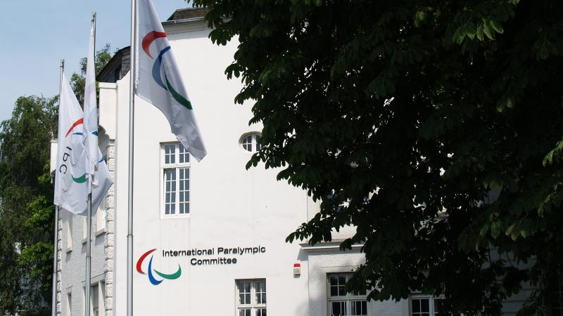 The IPC is based in Bonn, Germany.