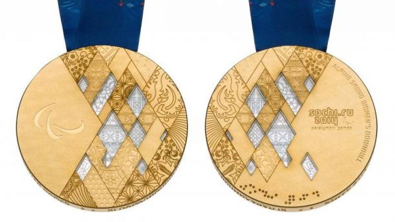 Sochi 2014 Paralympic Winter medals