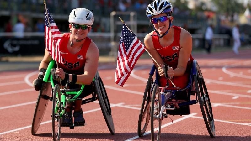 Us Athletics And Cycling Teams Named For Rio 2016 border=