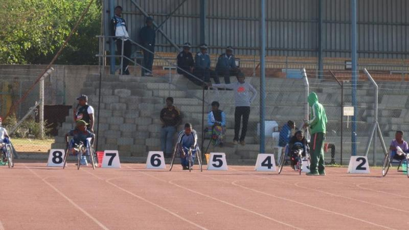 The National Paralympic Day, held on 27 May at the University of Botswana, saw 400 athletes compete with 58 officials overseeing the competitions, which included athletics, wheelchair basketball and netball.
