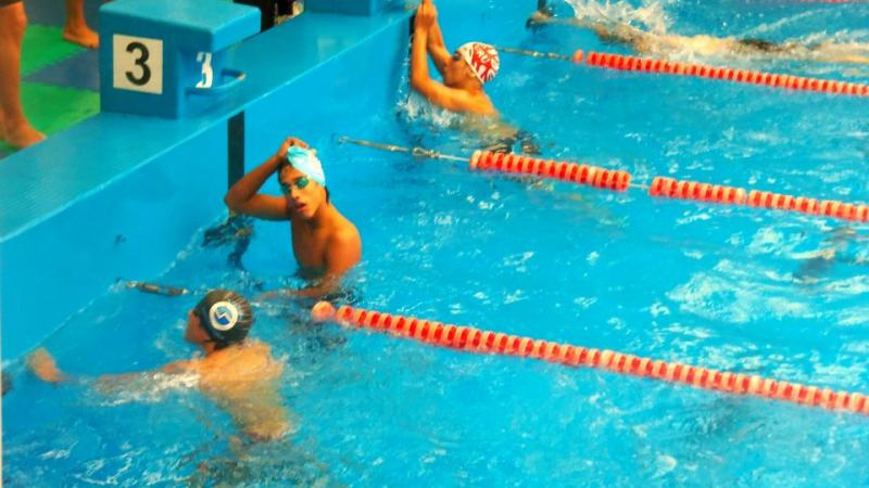 Uruguay's Gonzalo Dutra will be competing in his second Parapan American Games in Toronto.