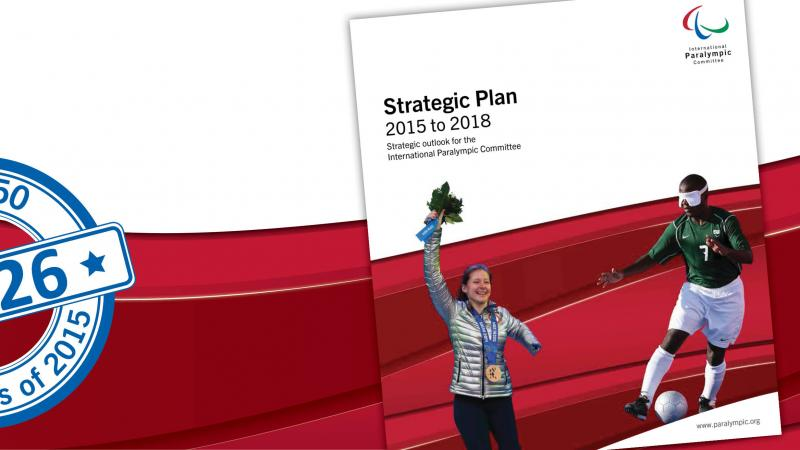 Top 50 moments 2015 - No. 26 IPC releases new four year Strategic Plan