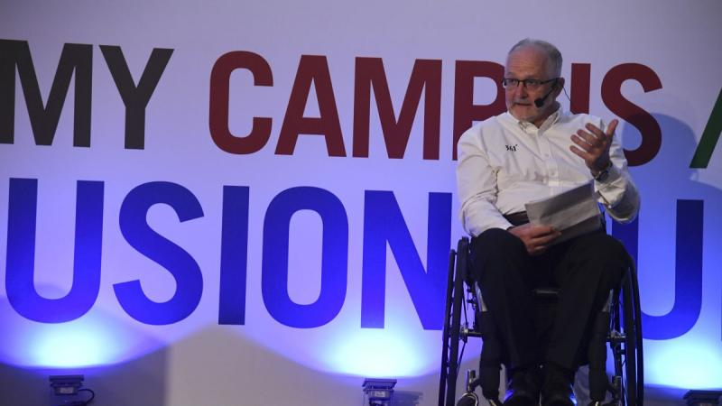 Sir Philip Inclusion Summit - Rio 2016