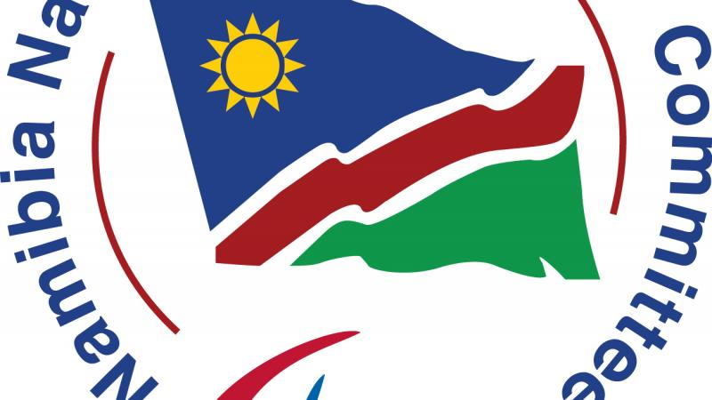 Logo Namibia National Paralympic Committee